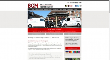 Heating and Plumbing Services | Newbury, Berkshire | BGM Heating and Plumbing Ltd