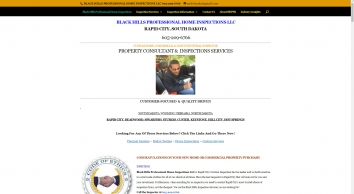 Black Hills Professional Home Inspections llc