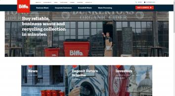 Waste Management Service   UK\'s No.1 for Business Waste   Biffa