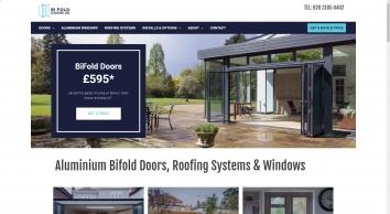 Aluminium Bi-Fold Doors & Windows | Bi-Fold Doors UK Ltd