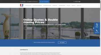 Aluminium Bi-Fold Doors Hailsham & Crawley   Britannic Bi-Folds Sussex