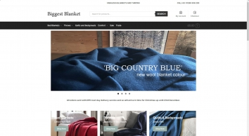 The Biggest Blanket Company