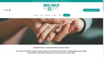 Big Help Homes