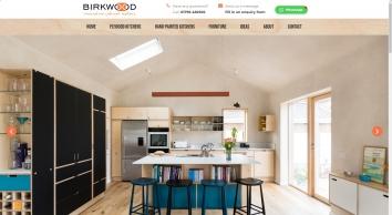 Innovative Cabinet Makers - Cabinet Scotland   Birkwood