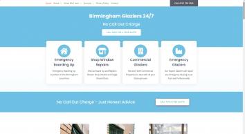 Emergency Glazier Birmingham - Local Emergency Glazier Near You