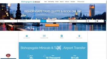 Bishopgate Minicab