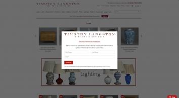 Timothy Langston Fine Art & Antiques