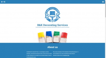B & K Decorating Services, Aberdeenshire  |  Painter and Decorator Aberdeen