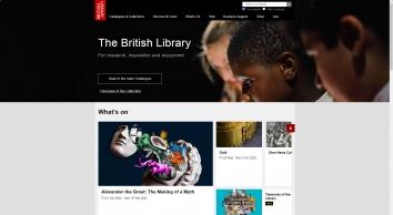 British Library Exhibition Galleries