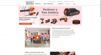 Power Tools | Garden Tools | Household Products | BLACK+DECKER