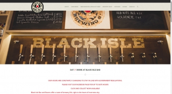Black Isle Bar & Restaurant