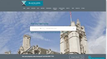 Blacklers, Harrow