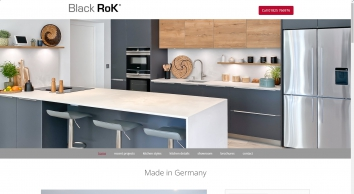 Black Rok Kitchen Design