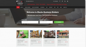 Blacks Business Brokers, BL9 - Commercial Agents