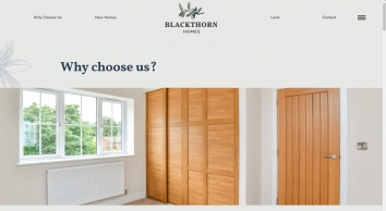 Blackthorn Homes: Property Developer in Surrey, Sussex and South East