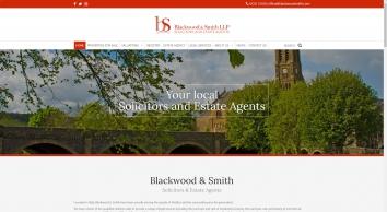 Blackwood & Smith LLP, Peebles