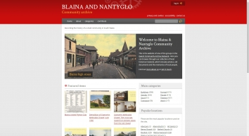 Blaina and Nantyglo | Community archive | Member of the Cambridgeshire Community Archives network