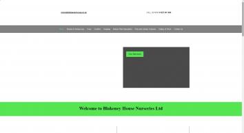 Plant nursery | Blakeney House Nurseries Ltd