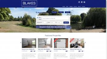 Blakes Chartered Surveyors & Estate Agents, KT2