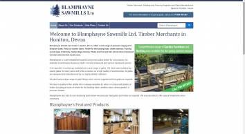 Blamphayne Sawmills Ltd