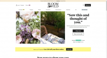 Bloom & Wild: Flower Delivery