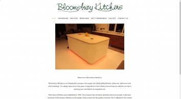 Bloomsbury Kitchens