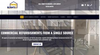 Blounts Commercial Interiors Ltd