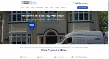 blue sky windows hampshire ltd