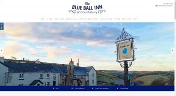 Hotels Lynmouth, Bed and Breakfast Accommodation North Devon - Blue Ball Inn