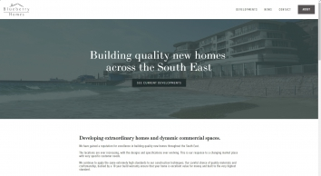 Blueberry Homes - Developing extraordinary homes and dynamic commercial spaces