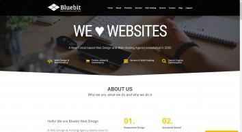 Bluebit Web Design and Hosting