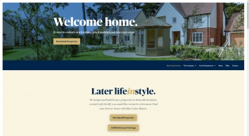 Blue Cedar Homes Limited