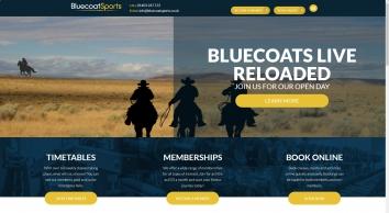 Bluecoat Sports Health & Fitness Club