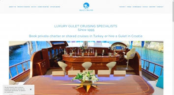 Blue Cruise Ltd
