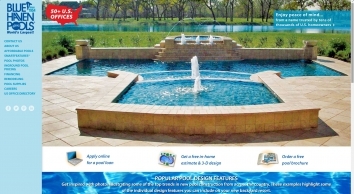 Blue Haven Pools & Spas By Calvitti