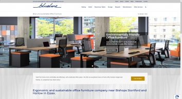 Blue Line Office Furniture