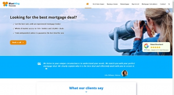 BlueWing Financials - Mortgage Advice, Whole of Market Mortgage Broker