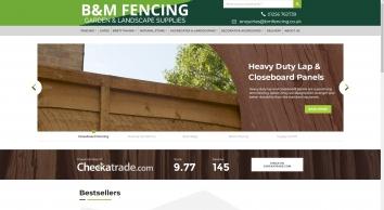 B & M Fencing