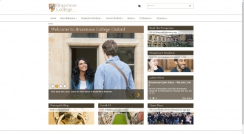 Welcome to Brasenose College Oxford - Brasenose College, Oxford