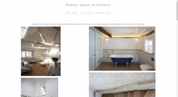 Bobby Open Architect