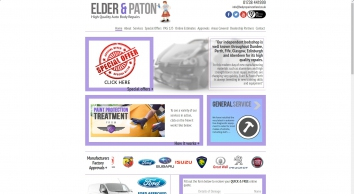 Elder and Paton Hydro Graphics and Spray Painting