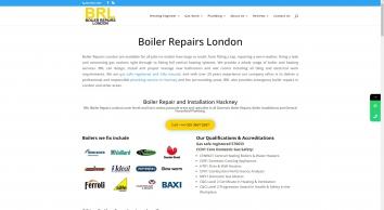 Boiler Repairs London: Boiler Repair, Service & Installation in Hackney