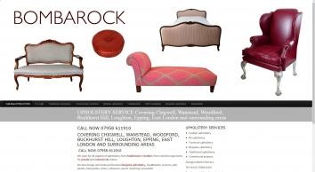 Bombarock Upholstery & Design
