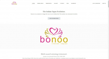 Indian Restaurants in Hampstead, Belsize Park London | Bonoo