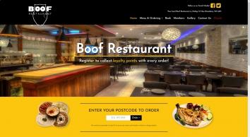 Boof Restaurant (Ealing) - Iranian Restaurant and Takeaway in Ealing