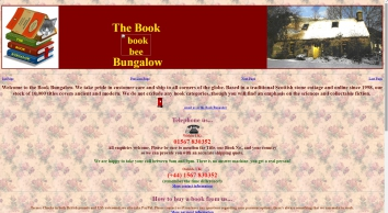 The Book Bungalow