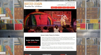 Booster Cushion Theatre For Children