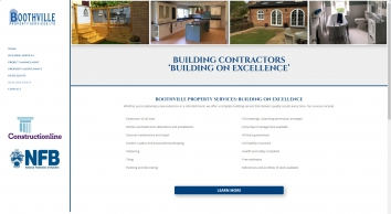 Boothville Property Services Ltd