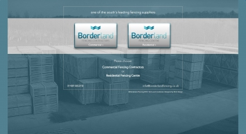 Borderland Fencing - One of the South's leading Fencing Suppliers