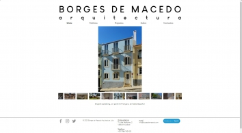 Arquitectura   Lisboa   Borges de Macedo, Arquitectura